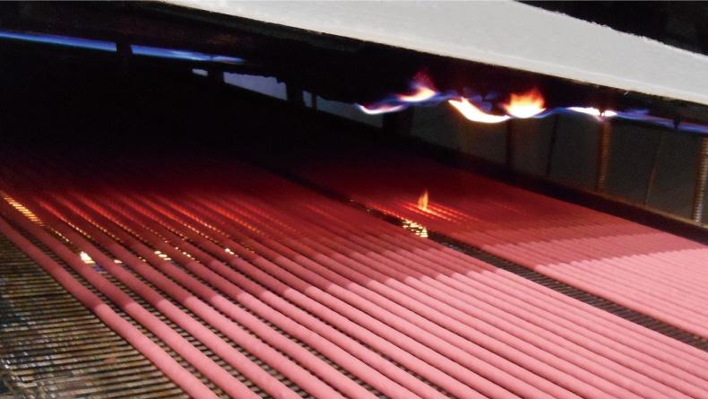 焼き上げ製法