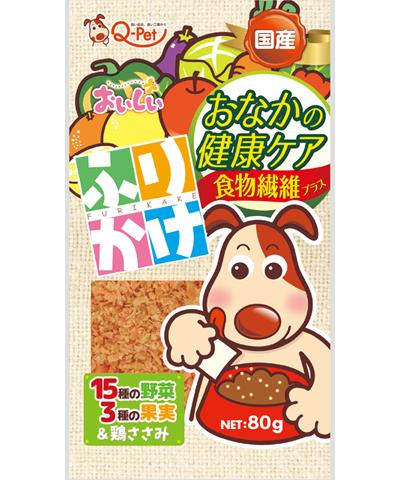 67_おいしいふりかけお腹健康ケア野菜小粒タイプ80g