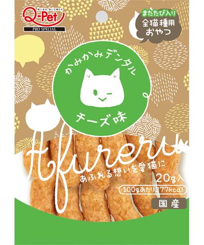 95_あふれる猫ガムチーズ味20g
